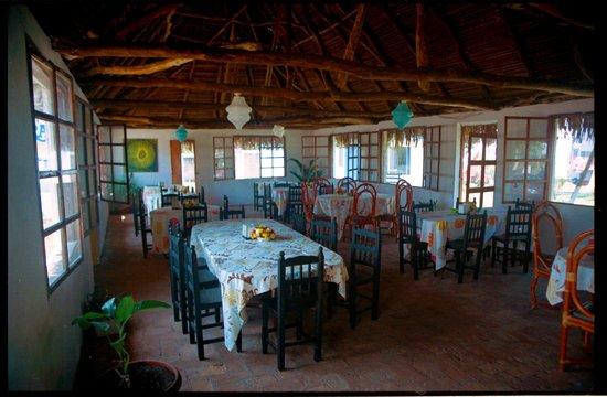 Villas Playa Paraiso, Tecolutla: Restaurante