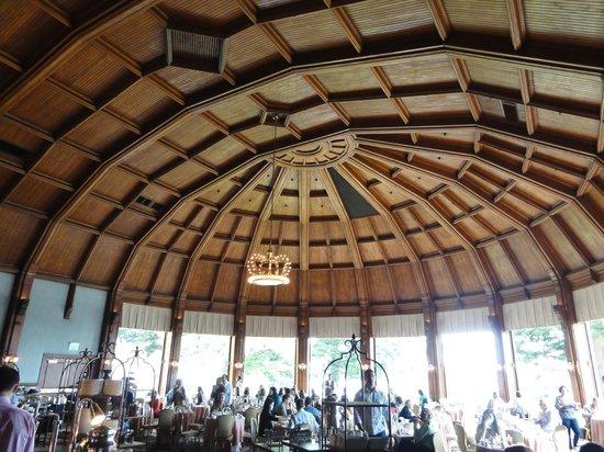 Crown Room Brunch at Hotel del Coronado: The Crown Room