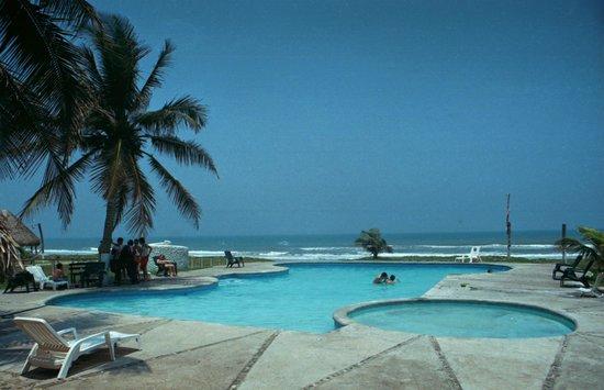 Tecolutla, México: Alberca mar