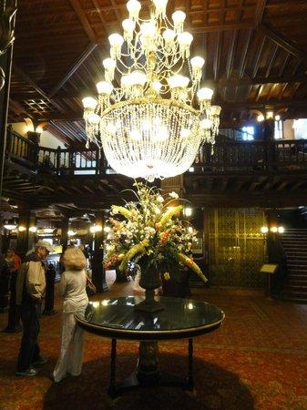 Crown Room Brunch at Hotel del Coronado: Reception
