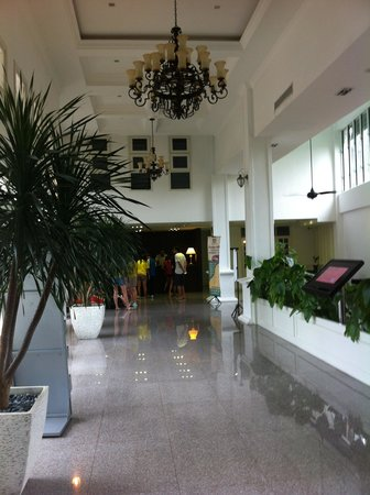 The Sterling Boutique Hotel Melaka: Hotel lobby