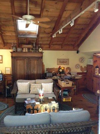 Revere Guest House: stanza colazioni