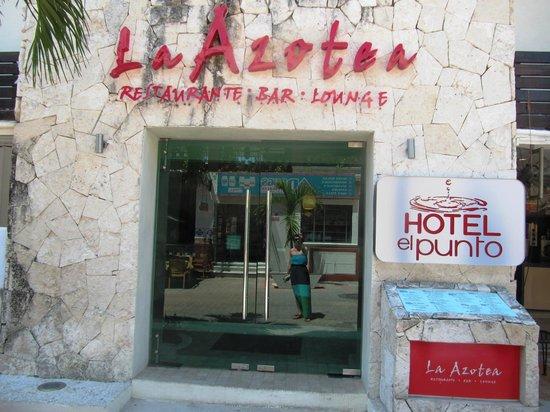 Hotel El Punto: hotel