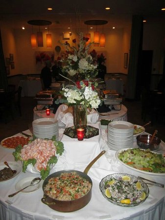 Gorgeous Appetizer Buffet - Picture of Ristorante Abruzzo ...