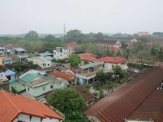 Mondial Hotel Hue: view from room