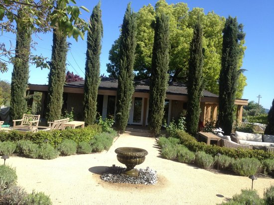 Photo of Tourist Attraction Fleury Estate Winery at 950 Galleron Road, Rutherford, CA 94573, United States