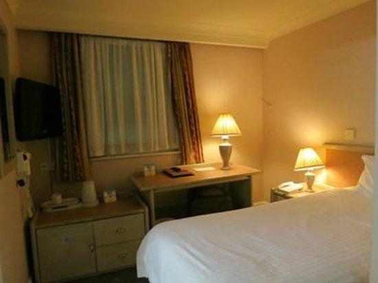 Gardens Hotel: シングルの部屋