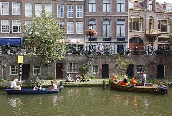 Utrecht, The Netherlands: Canals