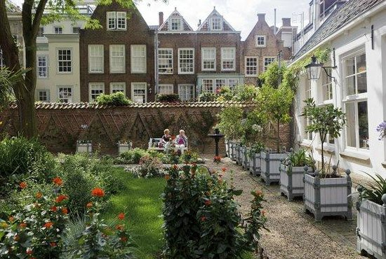 Utrecht, The Netherlands: Flora's Hof