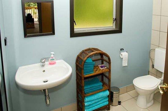 Milton Park: Bathroom