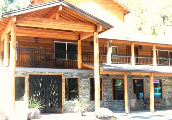 Mi Wuk Village, Californien: Luxury in a forest setting!