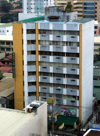 Manila Manor Hotel: Hotel Structure