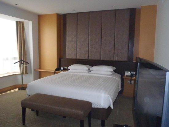 Grand Hyatt Jakarta: Bedroom