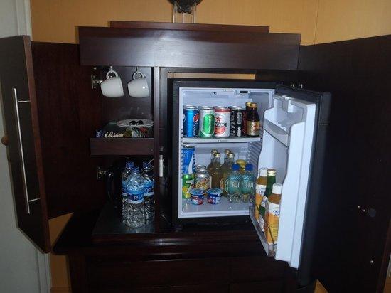 โรงแรมแกรนด์ ไฮแอท: Mini-bar