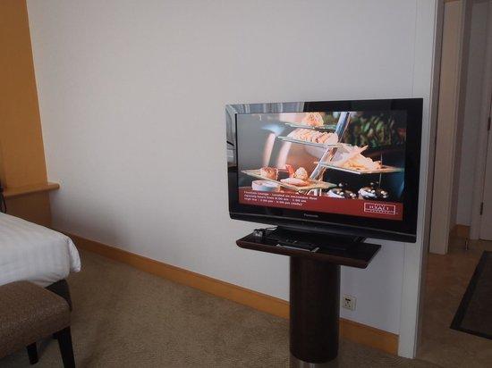 Grand Hyatt Jakarta: LCD TV
