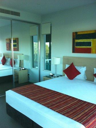 Akama Resort: Main Bedroom