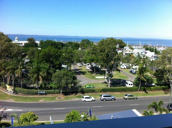 Akama Resort: View from Balcony