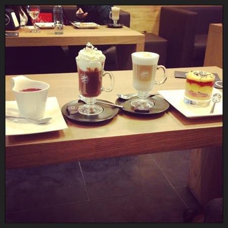 Caffe Vergnano 1882 Yerevan: It's tasty