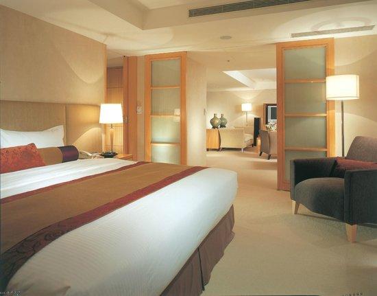 Fullerton Hotel East Taipei: Permier Suite