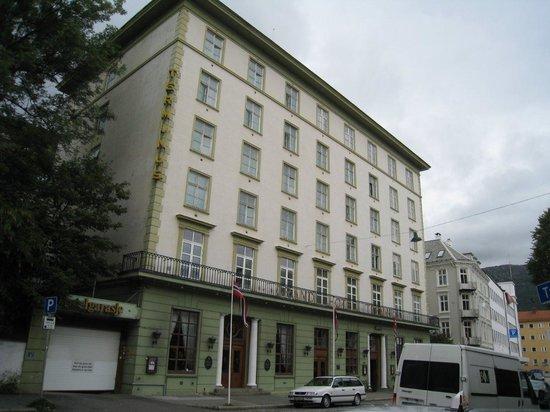 Grand Hotel Terminus: ホテル外観