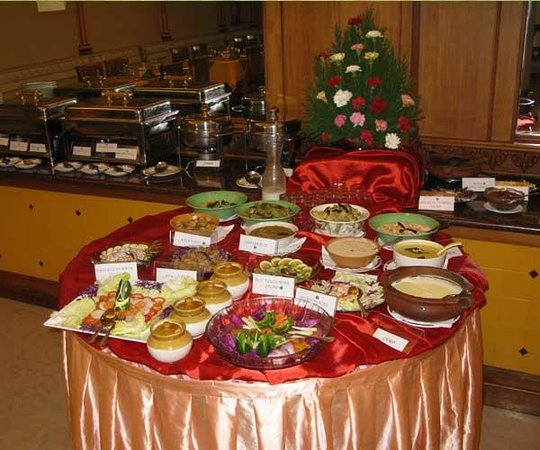 Abad Airport Hotel : sweets