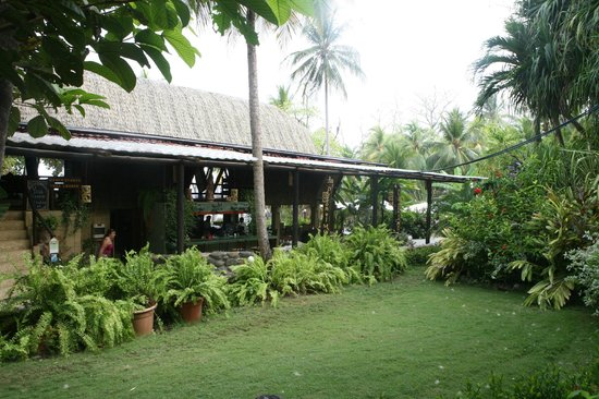 Ylang Ylang Beach Resort: Ylang Ylang resort