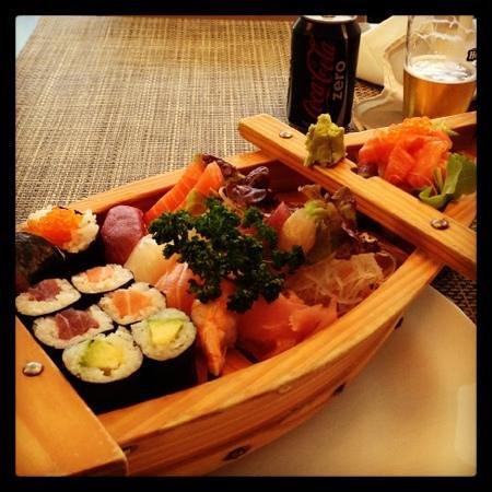 Siam Shiki: måltid for 1