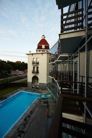 Terijoki Hotel & SPA: Вид из номера