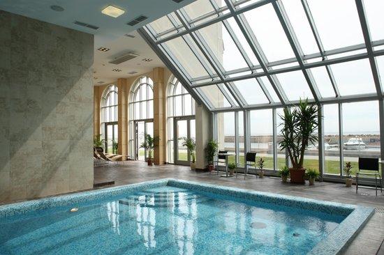 Terijoki Hotel & SPA: Внутренний бассейн