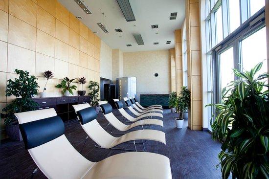 Terijoki Hotel & SPA: СПА -зона,отдых