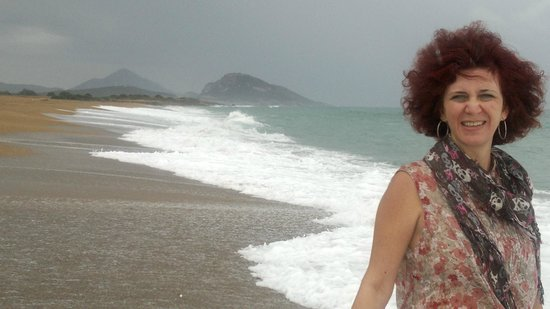 The Westin Resort, Costa Navarino: παραλια