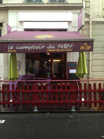 Le Comptoir du Ney, Lyon - Restaurant Avis, Numéro de Téléphone on