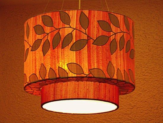 Nandoo's : Hanging lights