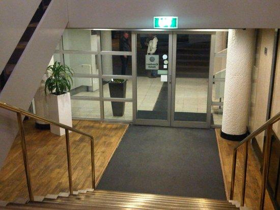 Comfort Hotel Stavanger: Entrance