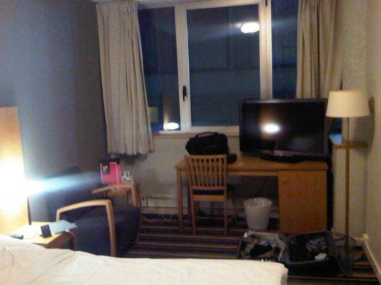 Comfort Hotel Stavanger: Tyred room