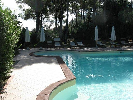 Villa Bianca Hotel: La piscina