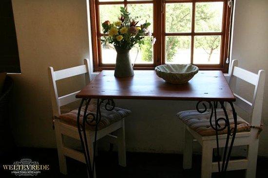 Weltevrede Jonkers Family Wine Farm : Wit Sprinkaan