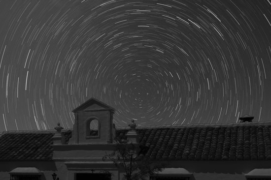 Cortijo El Guarda: El Guarda Star Trail