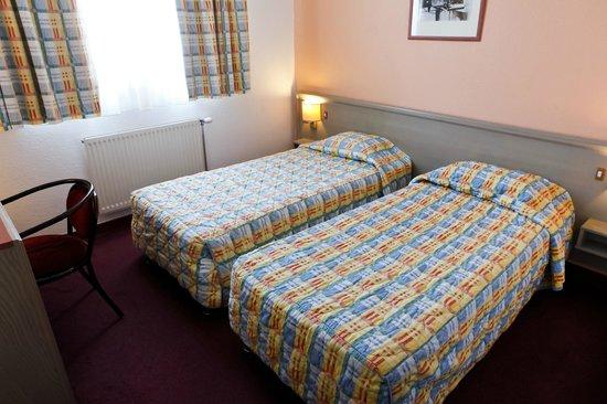 Hotel Le Lumiere: Chambre
