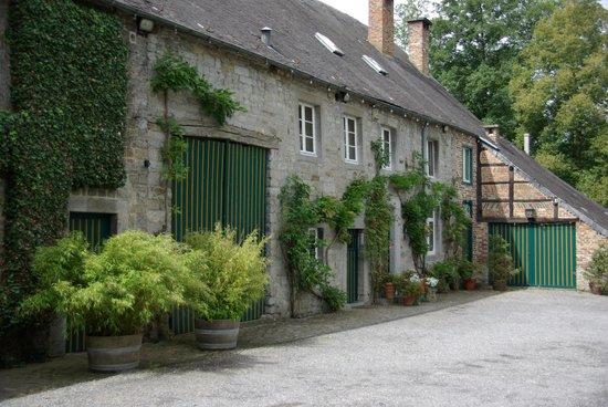 Le Moulin de Resteigne