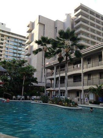 Waikiki Sand Villa Hotel : 説明文を追加
