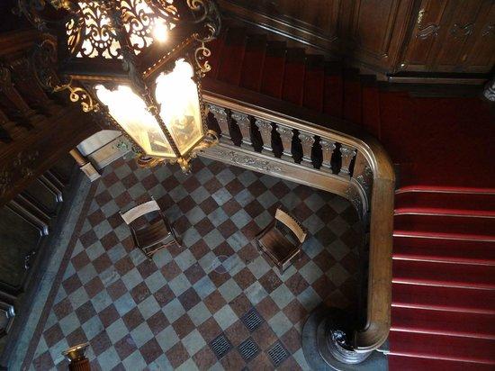Festetics Palace : L'escalier