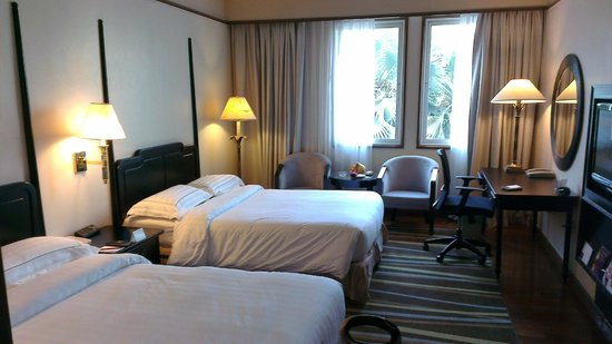 PARKROYAL Yangon: Decent quality room, feeling new