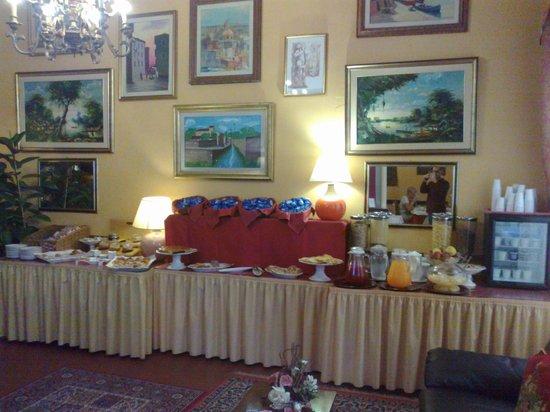 Hotel Ginori al Duomo - Italhotels Group: colazione