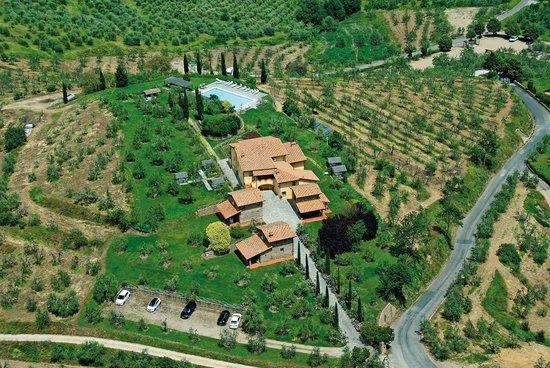 Fontebussi Tuscan Resort: La Poggiarina