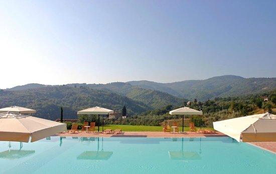 Fontebussi Tuscan Resort: Piscina
