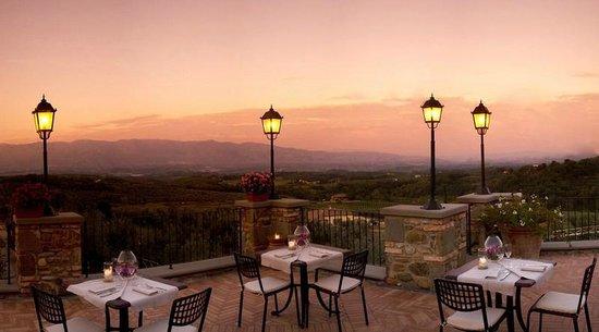 Fontebussi Tuscan Resort: Panorama
