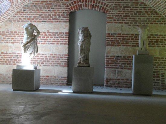 Musée de Cambrai : archéo