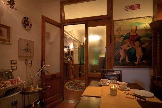 Hotel Casa Lea: sala colazioni