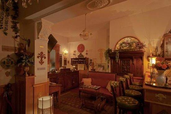 Hotel Casa Lea: reception